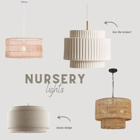 Pendant lights similar to the one I have in my nursery! http://liketk.it/37u1m #liketkit @liketoknow.it #StayHomeWithLTK #LTKhome #LTKbaby