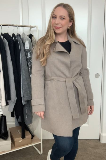 This current coat is sold out at Nordstrom but will most likely be restocked soon! It is a bit of a splurge but 100% worth it. I will link some similar options from the same brand!! http://liketk.it/2UKRP #liketkit @liketoknow.it