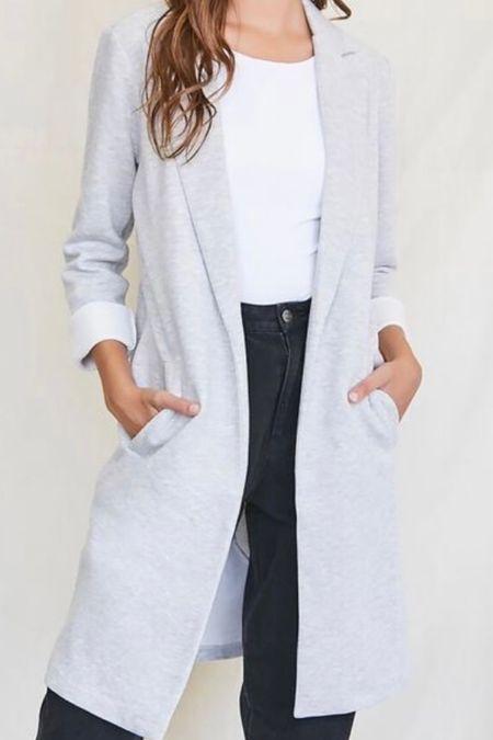 $35 cardigan jacket   #LTKSeasonal #LTKunder50 #LTKstyletip