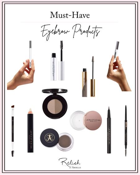 My current go-to brow products that you need to try! http://liketk.it/3dTP3 #liketkit @liketoknow.it #LTKbeauty #LTKunder50 #LTKitbag
