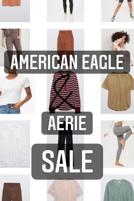 American eagle and aerie are having amazing deals in their clearance section!   #LTKstyletip #LTKsalealert #LTKbacktoschool