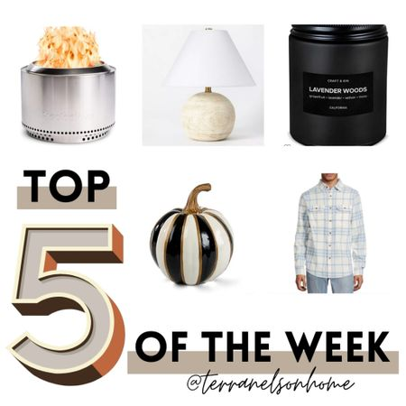 These are your favorites for last week. This Lavenderwood candle smells so good and the Walmart flannel is the softest thing I own right now    #LTKSeasonal #LTKhome #LTKHoliday