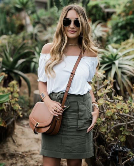 We're loving @OlidMajd's chic look with our Claudia Saddle bag. Shop this bag and more at #Zappos http://liketk.it/2p0i6 @liketoknow.it #liketkit #WearITtoWork