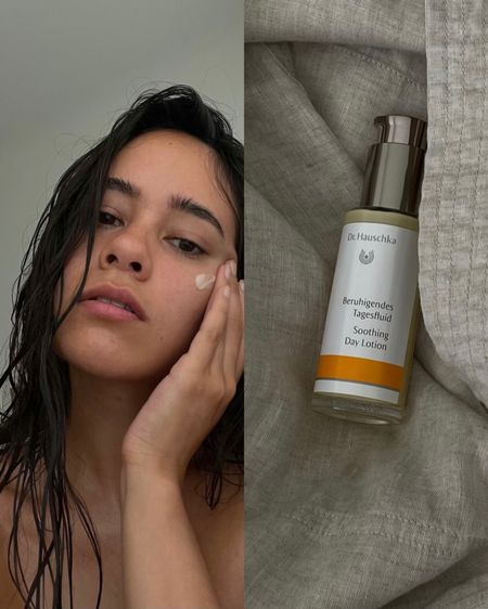 certified natural & organic skin care brand @dr.hauschka presenting 3 day lotions! I'm using the Soothing Day Lotion — it strengthens and harmonizes the skin, helps with redness and enlarged capillaries which i have around the nose, mouth and cheeks (especially in this hot weather) and has a moisturizing and smoothing effect. #flowerpowersince1967 #drhauschka http://liketk.it/3ikH1 #liketkit @liketoknow.it @liketoknow.it.europe #LTKbeauty #LTKeurope