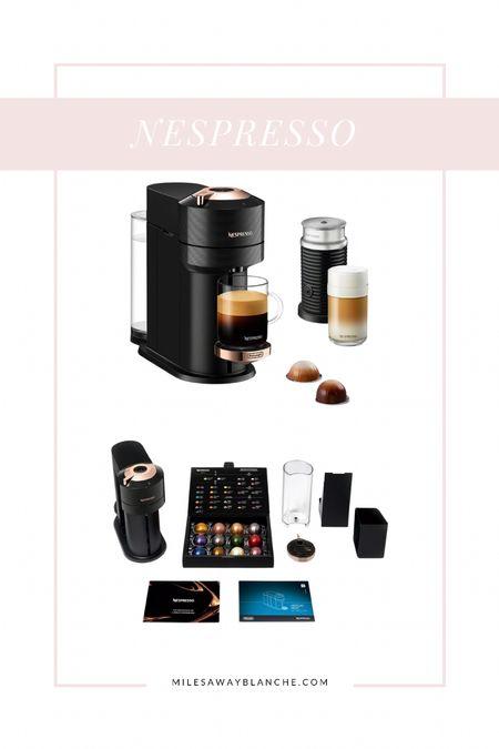 Nespresso on sale!! Bundle is on sale. I love making coffee in the morning with mine ☕️   #LTKhome #LTKfamily #LTKsalealert