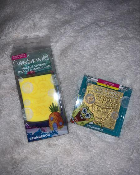 Spongebob makeup collection✨ #liketkit #LTKsalealert #LTKunder50 @liketoknow.it http://liketk.it/3deK1