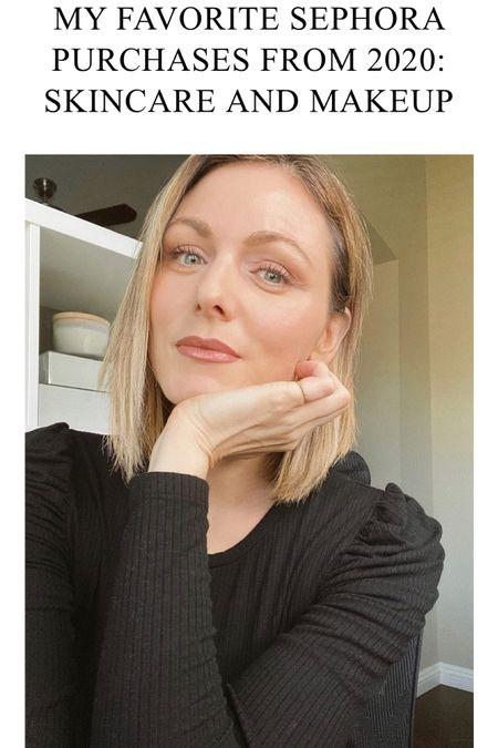 Currently on the blog, I'm sharing my favorite Sephora purchases from 2020   #LTKVDay #LTKSeasonal #LTKbeauty