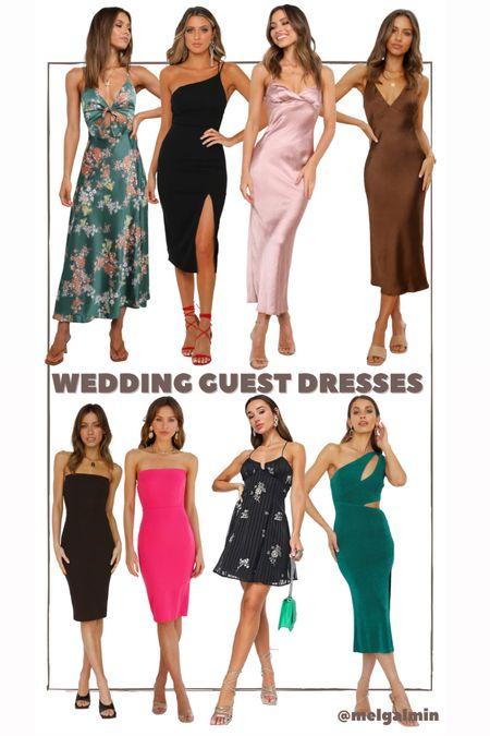 Wedding guest dresses   #LTKwedding