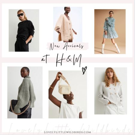 Fall Outfits. Fall Basics from H&M. New Arrivals. Fall Style ideas.    #LTKstyletip #LTKSeasonal #LTKunder50
