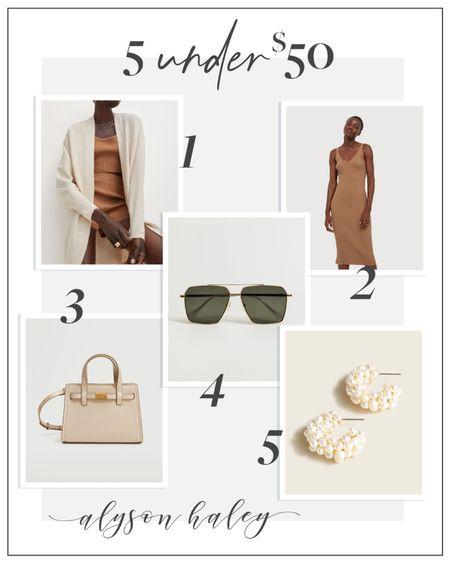 Items under $50, Fall items for under fifty dollars   #LTKstyletip #LTKSeasonal #LTKunder50