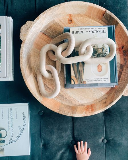 Chain links are the perfect touch to your table! http://liketk.it/3gaxK #liketkit @liketoknow.it #LTKunder50 #LTKunder100 #LTKhome