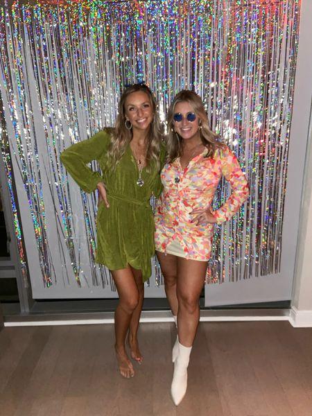 Disco party 🥳  #LTKstyletip #LTKSeasonal #LTKHoliday