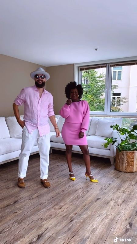 His & Hers Summer Looks. You can't go wrong with these beautiful pieces. Shop our entire looks here 👉🏿 http://liketk.it/3jhC0 #liketkit @liketoknow.it    #LTKmens #LTKsalealert #LTKstyletip   Menswear, Mens Style, Summer Looks, Maxi Dress, Gucci Slippers, Gucci Sandals, Ted Baker, Vans, Anniversary Sale, Rod & Runs, Wedding guest dress, Men Fashion, Curvy Woman, Curvy Fashion
