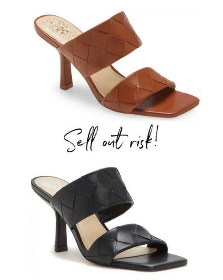 Sandals, Slide sandals, Nordstrom Sale, #nsale, Nordstrom shoes     http://liketk.it/3kTBc @liketoknow.it #liketkit  #LTKunder100 #LTKsalealert #LTKshoecrush