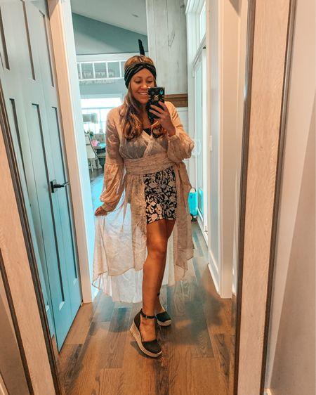 Outfit 1 or 2? BOTH are 40% off 😍 Linking both looks on the @liketoknow.it app and I will also be sharing #MDW sales on stories! ❤️ http://liketk.it/3gjpm  #liketkit #expressyou #express #summerstyle #clevelandblogger #LTKsalealert #LTKtravel #stylepost #bohostyle #summerdresses #salealert #vacaystyle #petiteblogger #weekendstyle #chanelbag #ruffledress #LTKunder100  #petitestyle #travelstyle #hellotraveblog #drawstringshorts #kimono #memorialdayoutfit #outfitpost #beachwear #coverup #vacationoutfit #styleblogger #LTKDay