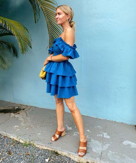 Havana nights in this super fun dress on major sale from @express   #LTKSale #LTKtravel #LTKunder50