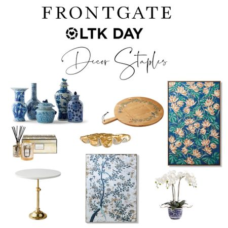 These are some of my favorite decor staples from the Frontgate #LTKDay sale! These items all make a beautiful statement in your home, or can be given as gifts!   @liketoknow.it #liketkit http://liketk.it/3hnVL #LTKhome #LTKsalealert