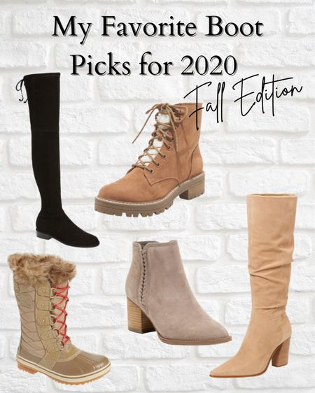 It's boot season! My latest favorite style? Combat boots! I've been pairing them with leggings and they are so comfortable. Still, I can't forget about the over-the-knew, knee-high, ankle booties, and the fun snow boots. While some designer boots are a luxury, you can find VERY similar alternatives for a fraction of the price. I got my combat boots at Walmart for less than $50! Check them out! http://liketk.it/311ON #liketkit @liketoknow.it #LTKgiftspo #LTKFall #LTKstyletip You can instantly shop my looks by following me on the LIKEtoKNOW.it shopping app