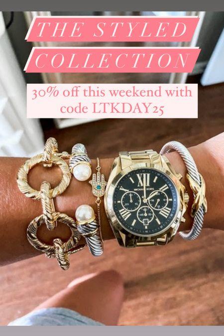 The Styled Collection #LTKDaySale 30% off select items!   #LTKsalealert #LTKDay