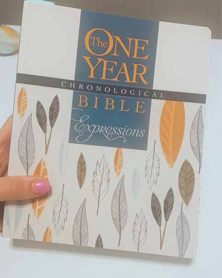 Hardback version of this chronological bible. http://liketk.it/3bCnE #liketkit @liketoknow.it