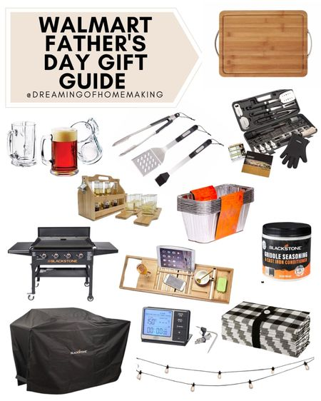 Walmart Father's Day gift guide!!   Dreaming of Homemaking | #dreamingofhomemaking #LTKunder100 #LTKunder50 #LTKhome @liketoknow.it #liketkit http://liketk.it/3h9Sf