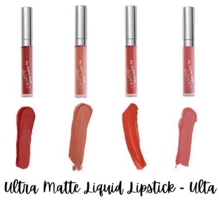 Colourpop ultra matte liquid lipstick   #LTKunder50 #LTKbeauty