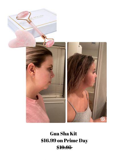 My Gua Sha kit is one sale for $16.99 today!    http://liketk.it/3i7Al #liketkit @liketoknow.it #LTKsalealert #LTKstyletip #LTKbeauty