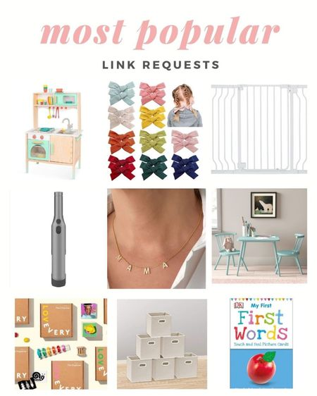 finally rounded up the most frequently asked for links! some of our fave things of all time! 💕 http://liketk.it/37N3u #liketkit @liketoknow.it #LTKfamily #LTKkids