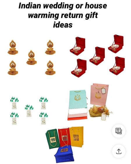 http://liketk.it/3gxQZ #liketkit @liketoknow.it #LTKunder50 #LTKwedding Indian wedding return gift ideas, house warming gift ideas
