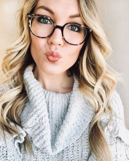 new frames, who dis? 🤓 also my sweater is on sale for $18.....yeah, you read that right  @liketoknow.it #liketkit #LTKsalealert #LTKunder50 http://liketk.it/2uhDi