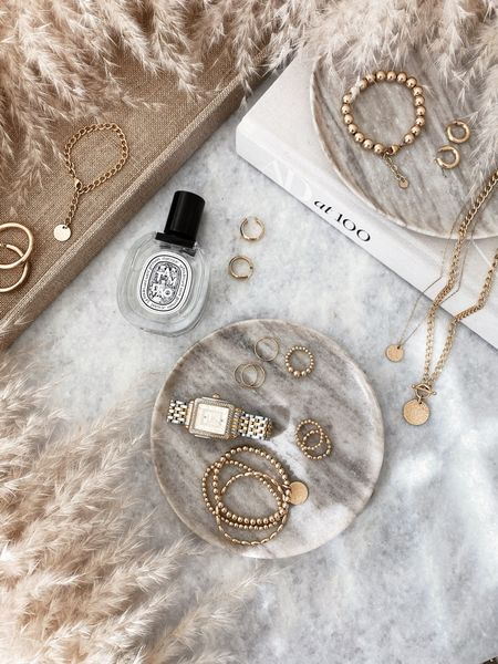 Stylin by Aylin Collection, 14k gold filled jewelry, beaded bracelet, necklaces, rings, use code STYLIN10 for 10% off at checkout   #LTKstyletip #LTKGiftGuide #LTKunder100