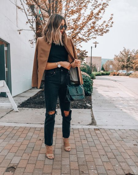 Abercrombie jeans and j.crew blazers wearing size small   #LTKstyletip