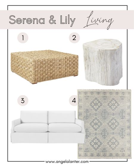 Serena and Lily 20% off sale! Shop my favorite Serena & Lily living roomproducts. http://liketk.it/3ge6i #liketkit @liketoknow.it #serenaandlily