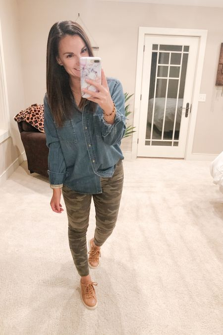 Nothing says fall like camo!! These pants are 50% off right now @gap!!   http://liketk.it/2Xaqz #liketkit @liketoknow.it
