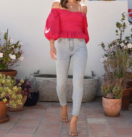 My most loved off shoulder blouse from @express  @secretsofyve : where beautiful meets practical, comfy meets style, affordable meets glam with a splash of splurge every now and then. I do LOVE a good sale and combining codes!  Gift cards make great gifts.  @liketoknow.it #liketkit #LTKDaySale #LTKDay #LTKsummer #LKTsalealert #LTKSpring #LTKswim #LTKsummer #LTKworkwear #LTKbump #LTKbaby #LKTsalealert #LTKitbag #LTKbeauty #LTKfamily #LTKbrasil #LTKcurves #LTKeurope #LTKfit #LTKkids #LTKmens #LTKshoecrush #LTKstyletip #LTKtravel #LTKworkwear #LTKunder100 #LTKunder50 #LTKwedding #StayHomeWithLTK gifts for mom Dress shirt gifts she will love cozy gifts spa day gifts home gifts Amazon decor Face mask  Wedding Guest Dresses #DateNightOutfits  Vacation outfits  Beach vacation  #springsale #springoutfit Walmart dress  under $50 gift ideas White dress #Springdress  #sunglasses #datenight  #Cutedresses  #CasualDresses   Abercrombie & Fitch  #Denimshorts  Postpartum clothes Motherhood #Mothers Shorts  #Sandals  #Pride fashion  #inclusive #jewelry #Walmartfinds  #Walmartfashion  #Smockedtop  #Beachvacation  Vacation outfits  Espadrilles  Spring shoes  Nordstrom sale Running shoes #Springhats  #makeup  lipsticks Swimwear #whitediamondrings Black dress wedding dresses  #weddingoutfits  #designerlookalikes  #sales  #Amazonsales  Business casual #hairstyling #amazon #amazonfashion #amazonfashionfinds #amazonfinds #targetsales  #TargetFashion #affordablefashion  #fashion #fashiontrends #summershorts  #summerdresses  #kidsfashion #workoutoutfits  #gymwear #sportswear #homeorganization #homedecor #overstockfinds #boots #Patio #designer Romper #baby #kitchenfinds #eclecticstyle Office decor Office essentials Graduation gift Patio furniture  Swimsuitssandals Wedding guest dresses Amazon fashion Target style SheIn Old Navy Asos Swim Beach vacation Beach bag Outdoor patio Summer dress White dress Hospital bag Maternity Home decor Nursery Kitchen Disney outfits Father's Day Gifts Secretsof