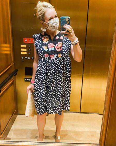 Elevator chic ✌🏼. I'm loving this comfy and cute Amazon find! It's perfect for a little ladies' brunch or living your best resort life.    http://liketk.it/3fakp #liketkit @liketoknow.it #LTKunder50 #LTKtravel #LTKunder100   You can instantly shop my looks by following me on the LIKEtoKNOW.it shopping app