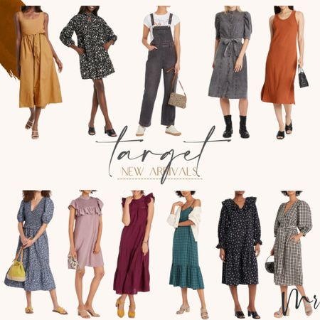 Target new arrivals #targetstyle #fallfashion #maxidress #falldresses  #LTKunder50 #LTKstyletip