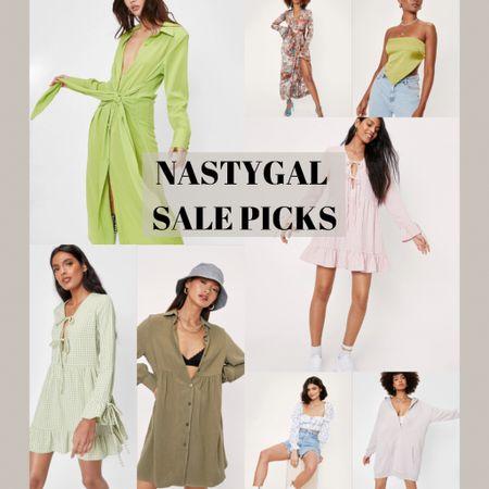 More LTKDay sales picks for nasty gal! They have so many cute summer pieces! ❤️🔥  #LTKstyletip #LTKDay #LTKsalealert