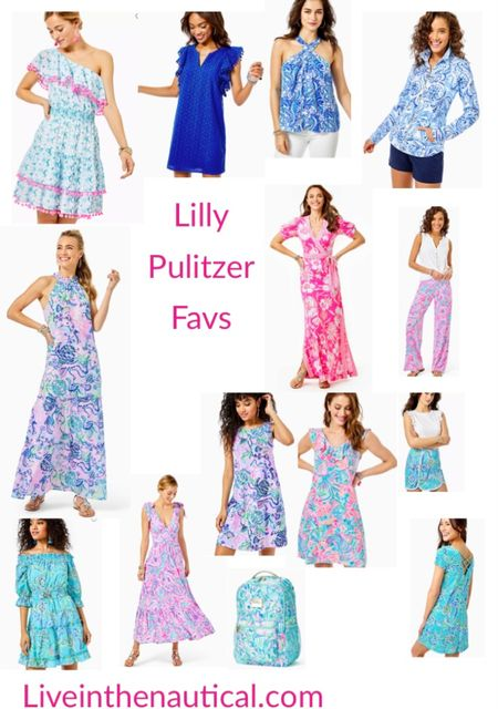 Some of my Fav Lilly Pulitzer favs! And they are on sale!  #LTKsalealert #LTKstyletip #LTKunder100