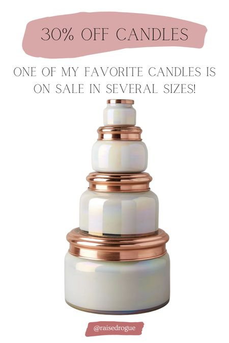Capri Blue candles in Volcano scent are on sale! Love these candles!!! They make great hostess gifts for the holidays.   Scent has grapefruit and sugary notes!    #LTKunder100 #LTKsalealert #LTKhome