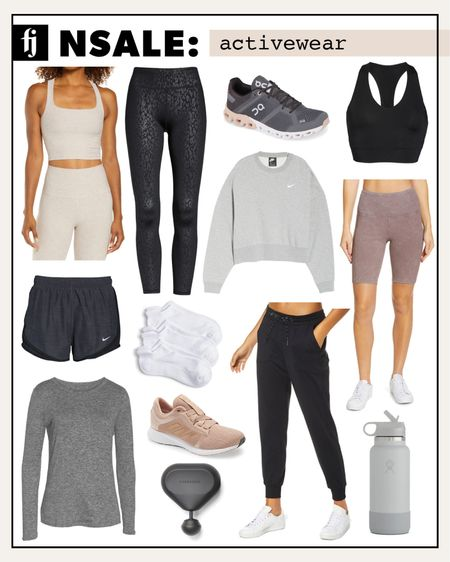Activewear picks from the #nsale. #nordstrom #anniversarysale #workout #fitness #nike #addidas #loungewear #athleisure #fashionjackson http://liketk.it/3juAn #liketkit @liketoknow.it #LTKsalealert #LTKfit #LTKunder100