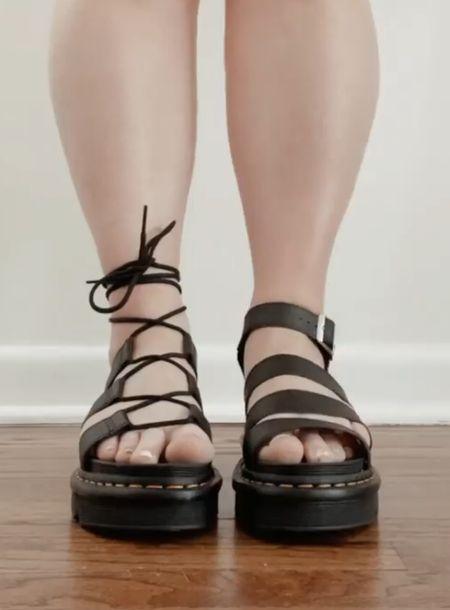 Doc sandals