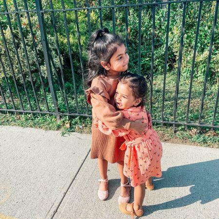 Sisterly Love 🤍 #LTKfall  #LTKfamily #LTKfit #LTKkids