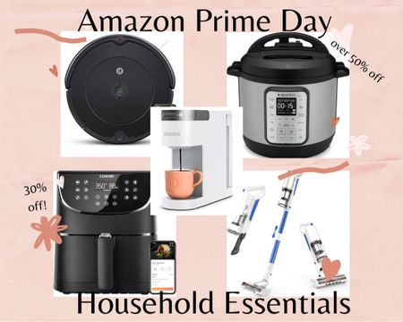 Amazon Prime Day household essentials. Kitchen appliances are such a good steal and are a perfect buy for a wedding present. http://liketk.it/3i8SO #liketkit #LTKsalealert #LTKhome #LTKwedding @liketoknow.it @liketoknow.it.home Follow me on the LIKEtoKNOW.it shopping app to get the product details for this look and others