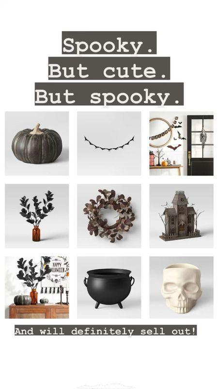 Cute. But spooky.  #LTKunder50 #LTKSeasonal #LTKhome