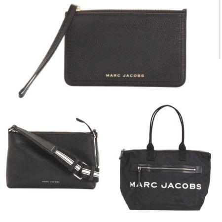 Marc Jacobs Bags On Sale  #LTKitbag #LTKstyletip #LTKsalealert