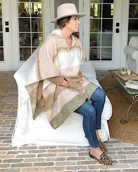 . This is the the most comfy poncho! It comes in 3 colors and is only $22!!  I've been throwing it on over a T-shirt, pop on a hat and I'm out the door!    Comfy and cozy!!!   http://liketk.it/30sLh #LTKstyletip #LTKunder50 #liketkit @liketoknow.it   You can instantly shop my looks by following me on the LIKEtoKNOW.it shopping app