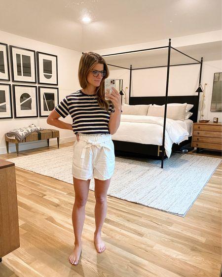 Wearimf size XS in shorts  XS in tee  http://liketk.it/3h1Cg #liketkit @liketoknow.it