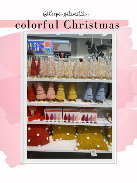 Target Christmas items   #LTKHoliday #LTKunder50