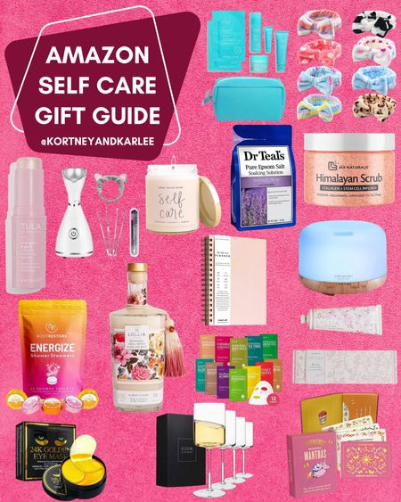 Amazon Self-Care Girl Gift Guide!   Amazon gifts for her | Amazon gift guide | Amazon for her gift guide | amazon gifts under $25 | under $25 gift guide | under $25 amazon gift guide | gift guide under $25 | amazon gift guide under $25 | cozy girl gift guide | amazon gift guide for her | amazon gift guide for the girly girl | amazon gift ideas | amazon gift ideas for her | gift ideas for her | cozy gift guide | cozy gift ideas | self care gift guide | self care gifts | Amazon finds | amazon girly things | amazon beauty | amazon home finds | amazon self care | amazon beauty favorites | amazon fashion favorites | amazon must haves | amazon best sellers | amazon fall finds | amazon fall favorites | fall favorites | amazon fall essentials | amazon fall must haves | amazon travel favorites | amazon travel finds | amazon travel must haves | amazon winter finds | amazon winter favorites | winter favorites | amazon gift ideas | gift guide amazon | holiday gift guide | amazon gifts | gift ideas from amazon | gift guide from amazon | amazon winter decor | amazon winter home decor | amazon winter things | amazon Christmas gifts | amazon Christmas gift guide | amazon Christmas gift ideas | amazon vacay favorites | amazon vacation favorites | amazon stocking stuffers | stocking stuffers for her | amazon prime stocking stuffers | stocking stuffer ideas | stocking stuffers amazon prime | amazon prime gift ideas | amazon stocking ideas | amazon prime gift ideas | amazon gift guide for her | stocking stuffers for her | stocking stuffers from amazon | stocking stuffers for girls | stocking stuffers for women | Kortney and Karlee | #kortneyandkarlee #LTKGifts @liketoknow.it #liketkit  #LTKunder50 #LTKunder100 #LTKsalealert #LTKstyletip #LTKshoecrush #LTKSeasonal #LTKtravel #LTKswim #LTKbeauty #LTKhome #LTKHoliday